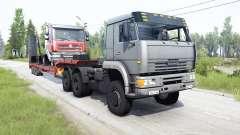 КамАЗ-6460 для MudRunner
