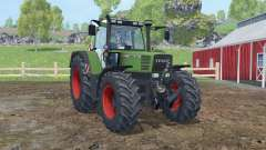 Fendt Favorit 515C Turbomatik moving elements для Farming Simulator 2015