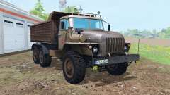 Урал-5557 6x6 для Farming Simulator 2015