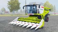 Claas Lexion 770 TerraTrac для Farming Simulator 2013