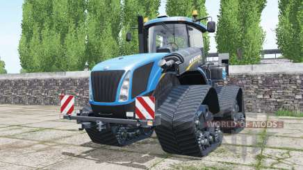 New Holland T9.700 SmartTrax spanish sky blue для Farming Simulator 2017