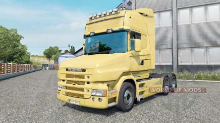 Scania T580 6x4 Topline v2.2.4 для Euro Truck Simulator 2