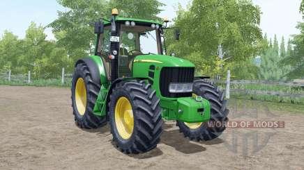 John Deere 7030 Premium для Farming Simulator 2017