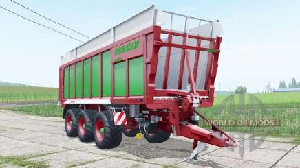 Joskin Drakkar 8600 well read для Farming Simulator 2017