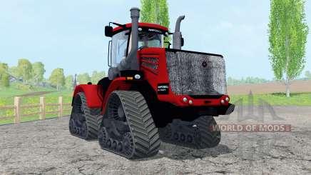 Кировец К-744Р3 гусеничные модули для Farming Simulator 2015