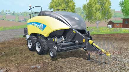 New Holland BigBaler 1290 new wheels для Farming Simulator 2015
