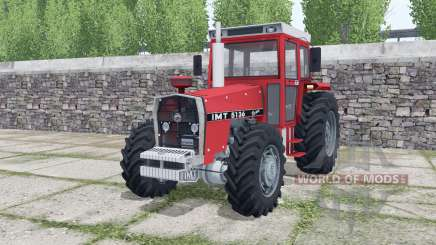 IMT 5136 DeLuxe 4WD для Farming Simulator 2017