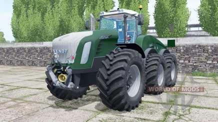 Fendt Trisix Vario 2007 для Farming Simulator 2017