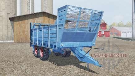 Fortschritt T088 change bodywork для Farming Simulator 2013