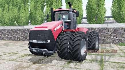 Case IH Steiger 550 wheels selection для Farming Simulator 2017