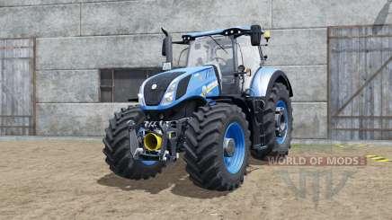 New Holland T7 Heavy Duty для Farming Simulator 2017