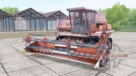 Дон-1500А с приспособлениями для Farming Simulator 2017