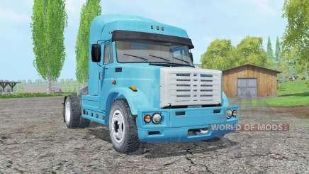 ЗиЛ-5417 голубой окрас для Farming Simulator 2015