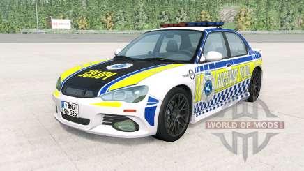 Hirochi Sunburst Australian Police v0.4 для BeamNG Drive