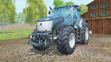 JCB Fastrac 8280 iroko для Farming Simulator 2015