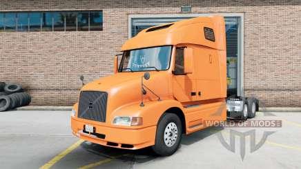 Volvo VNL 660 6x4 для American Truck Simulator