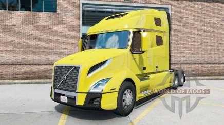 Volvo VNL 760 High Roof 2018 для American Truck Simulator