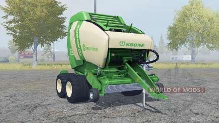 Krone Comprima V180 XƇ для Farming Simulator 2013