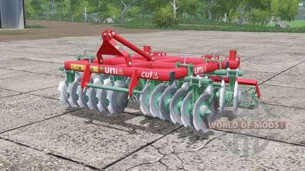 Unia Cut L animated element для Farming Simulator 2017