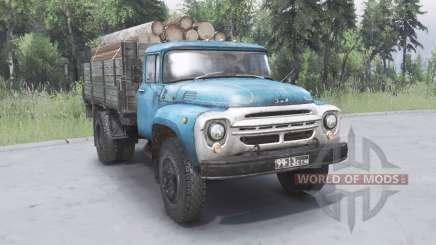 ЗиЛ-130 1964 для Spin Tires