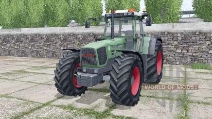 Fendt Favorit 800 Turboshift для Farming Simulator 2017