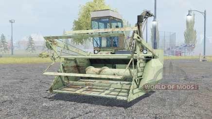 Fortschritt E-281 tana для Farming Simulator 2013