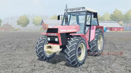 Zetor 8145 moving elements для Farming Simulator 2013