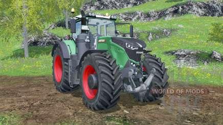 Fendt 1050 Vario real dimension для Farming Simulator 2015