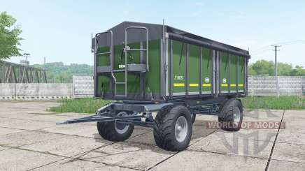 Brantner Z 18051 wide tyres для Farming Simulator 2017