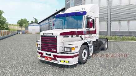 Scania T113H для Euro Truck Simulator 2