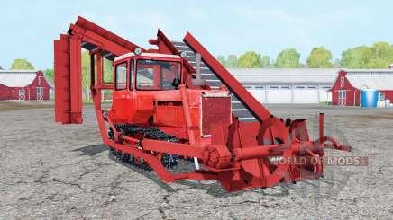 ДТ-75 ПНД-250 для Farming Simulator 2015