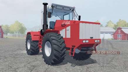 Кировец К-744 подвижные двери для Farming Simulator 2013
