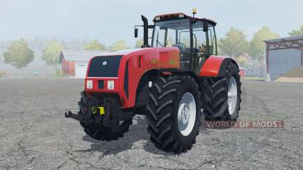Беларус 3522 подвижные элементы для Farming Simulator 2013