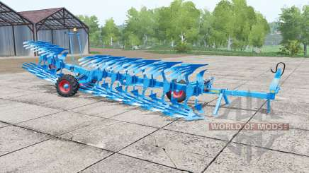 Lemken Titan 11 dynamic hoses для Farming Simulator 2017