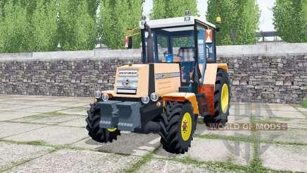 Fortschritt Zt 323-A wheels selection для Farming Simulator 2017