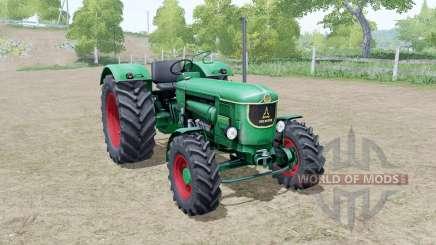 Deutz D 90 05 A для Farming Simulator 2017