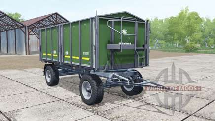Brantner Z 18051 wheels selection для Farming Simulator 2017