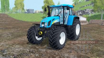 New Holland T7550 2007 для Farming Simulator 2015