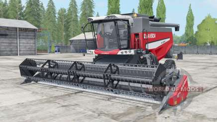 Laverda M300 amaranth red для Farming Simulator 2017