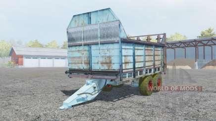 Fortschritt T088 pale cerulean для Farming Simulator 2013