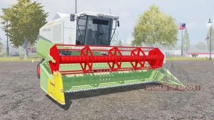 Claas Mega 350 для Farming Simulator 2013