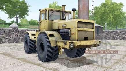Кировец К-701Р выбор колёс для Farming Simulator 2017