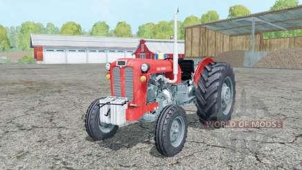 IMT 558 2WD для Farming Simulator 2015