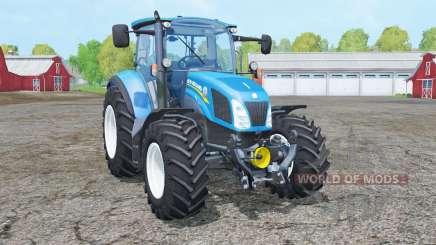 New Holland T5.95 animated element для Farming Simulator 2015
