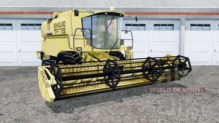 New Hollanɗ TF78 для Farming Simulator 2015