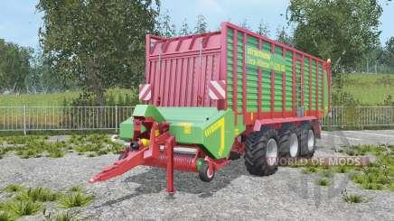 Strautmann Tera-Vitesse CFS improved capacity для Farming Simulator 2015