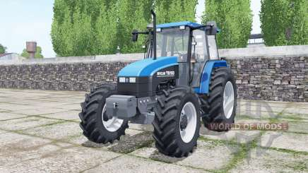 New Holland TS100 4WD для Farming Simulator 2017