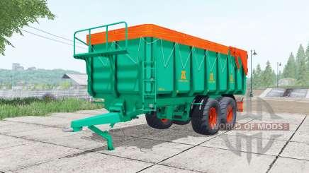 Aguas-Tenias TAT22 tire selection для Farming Simulator 2017