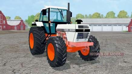 David Brown 1490 4WƊ для Farming Simulator 2015