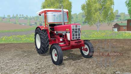 International 633 2WD для Farming Simulator 2015
